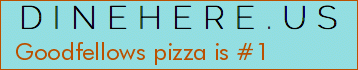 Goodfellows pizza