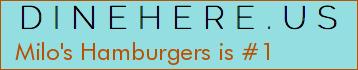 Milo's Hamburgers