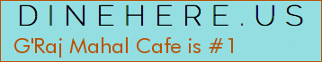 G'Raj Mahal Cafe