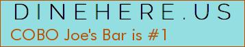COBO Joe's Bar