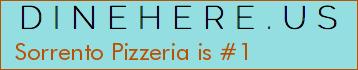 Sorrento Pizzeria