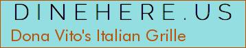 Dona Vito's Italian Grille