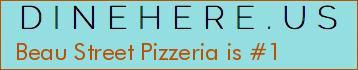 Beau Street Pizzeria