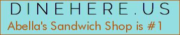 Abella's Sandwich Shop