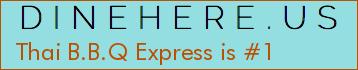 Thai B.B.Q Express