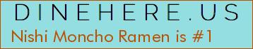 Nishi Moncho Ramen