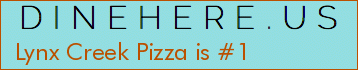Lynx Creek Pizza