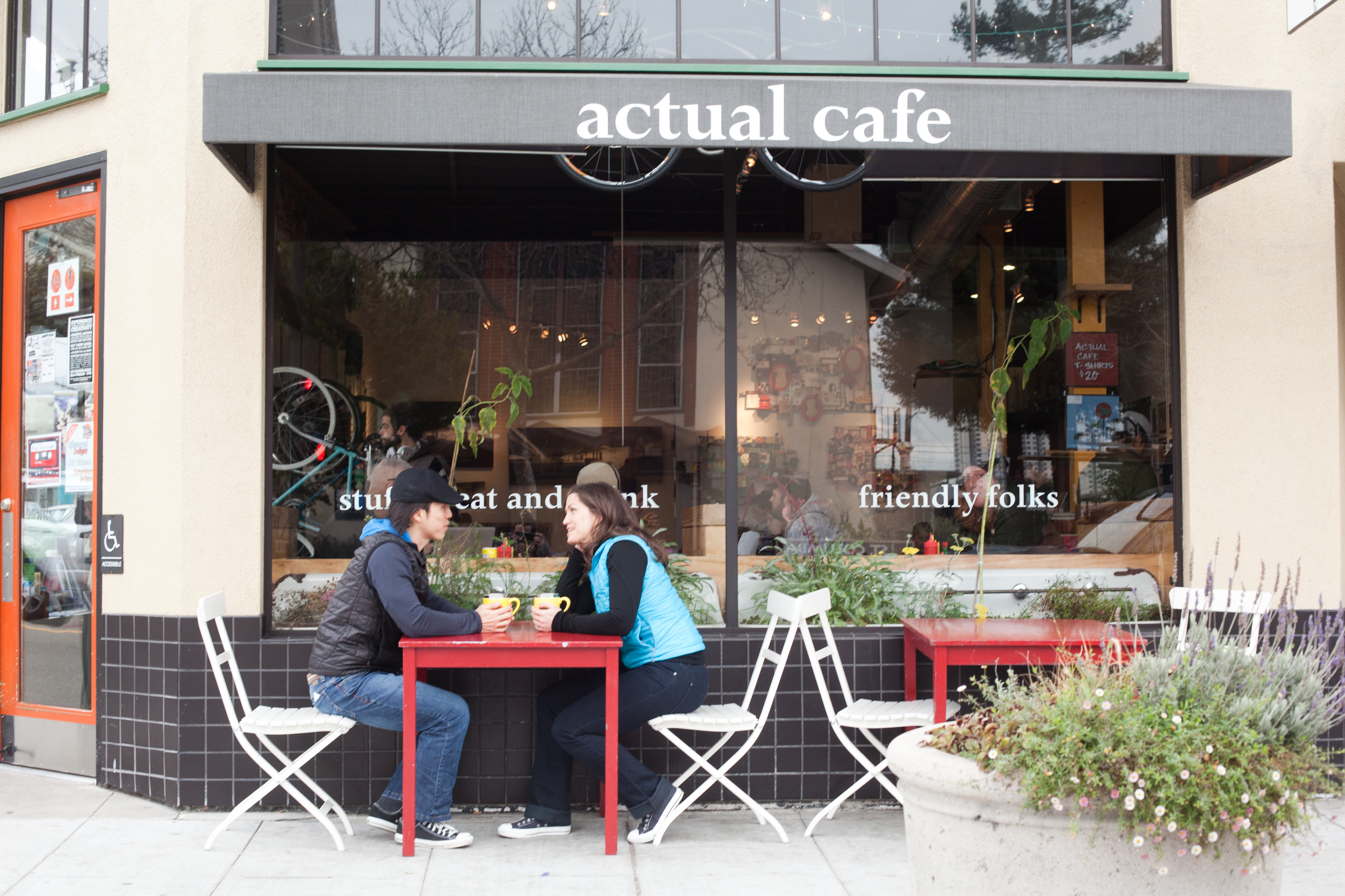 San Pabloa Berkeley Cafe
