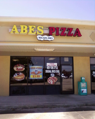 the original abe's pizza