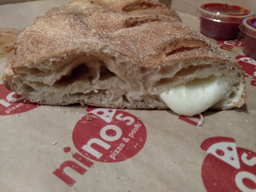Review of Nino's Pizza by Kaffe on 2016-07-27 13:45:42